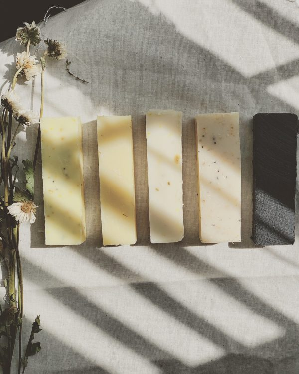 soap sampler | 1oz pieces