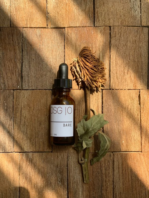 the bare – beard oil