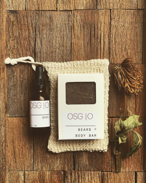Men's Soap + Beard Oil