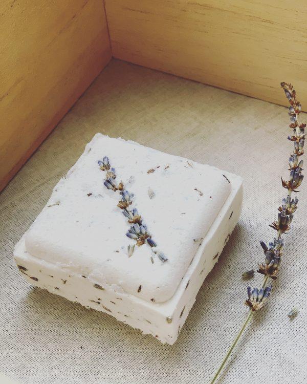 lavender bath bomb | 4 oz
